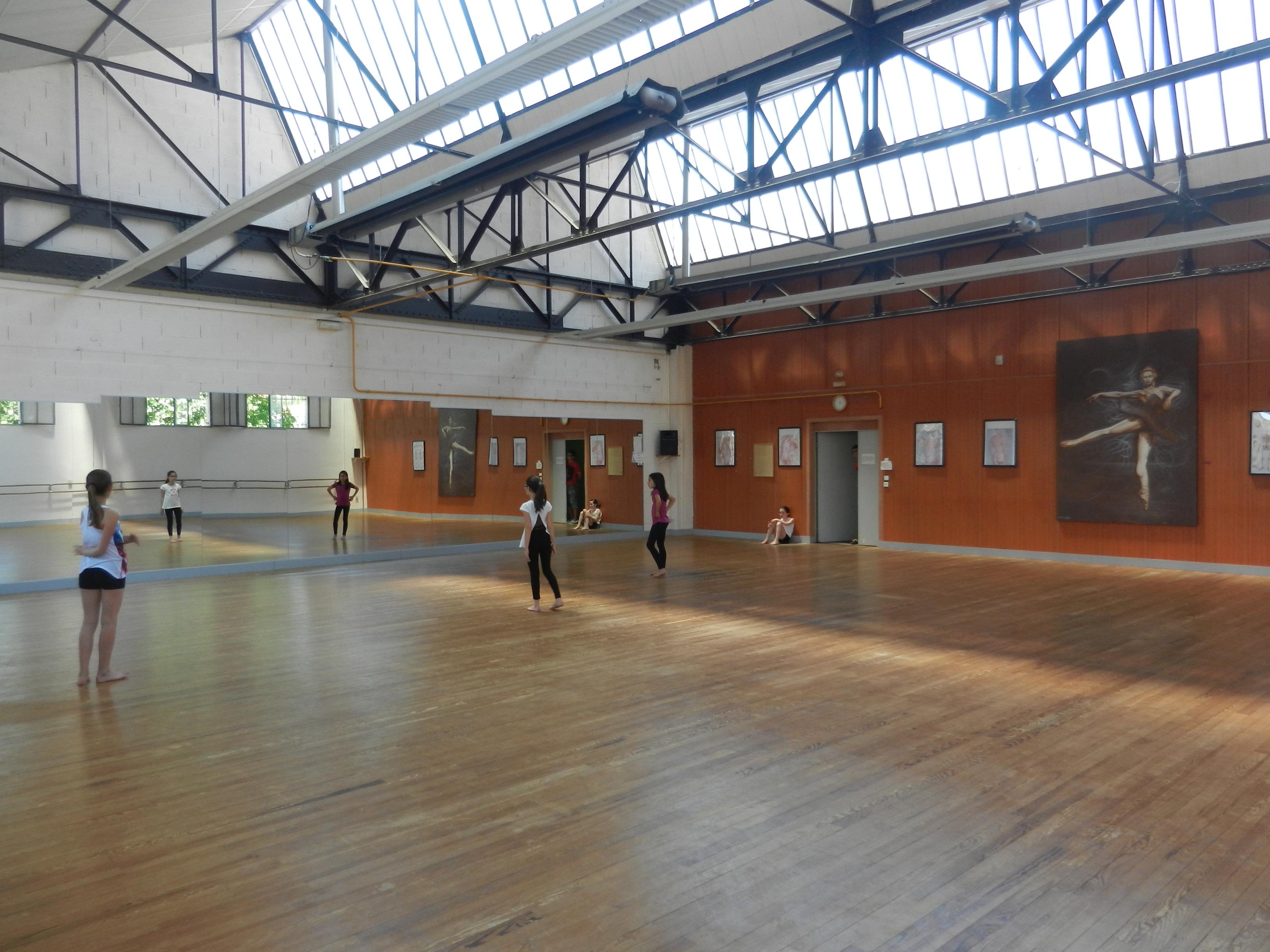 Le Centre Chorégraphique Isadora