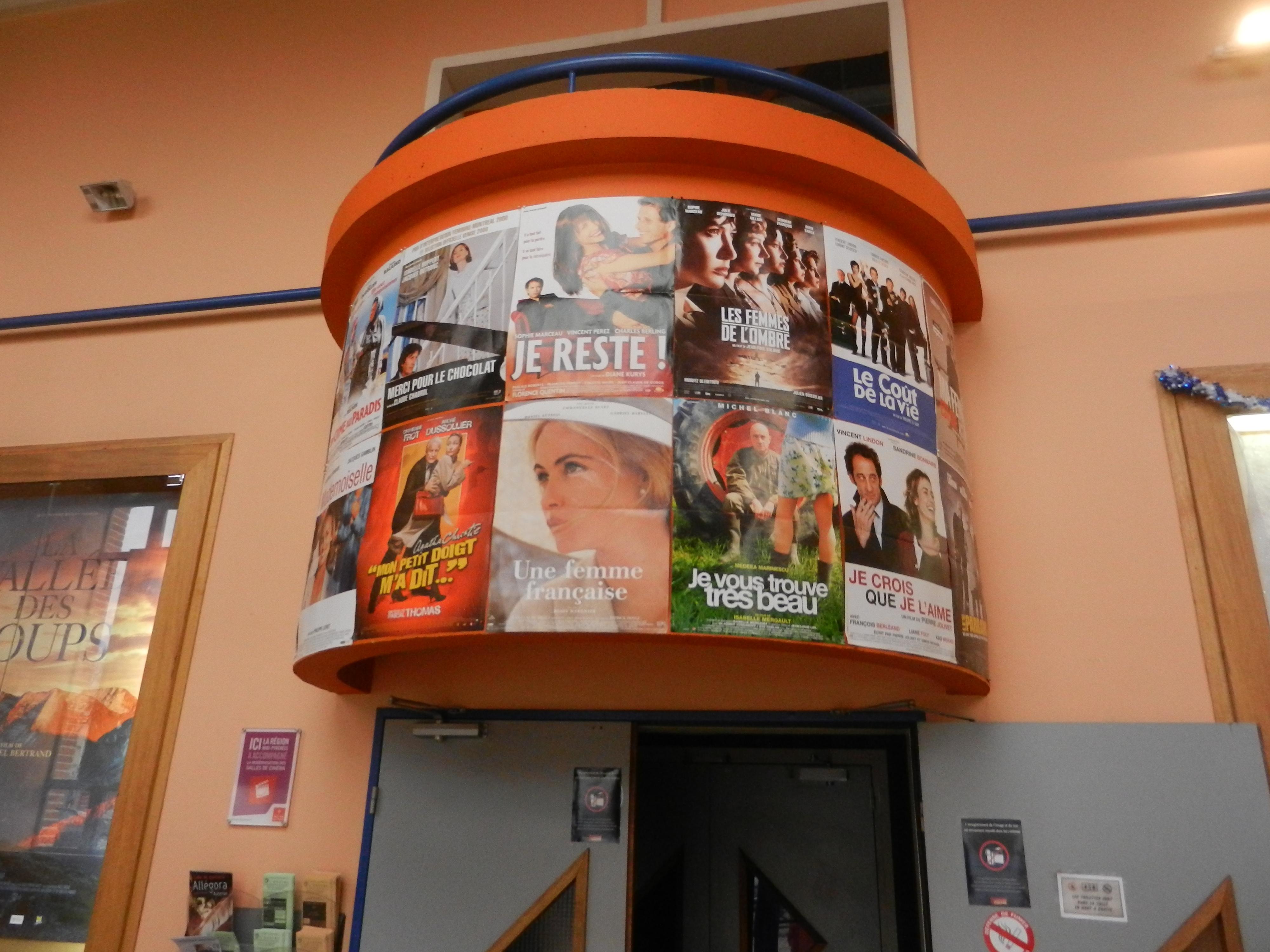 Le Cinéma l'Oustal