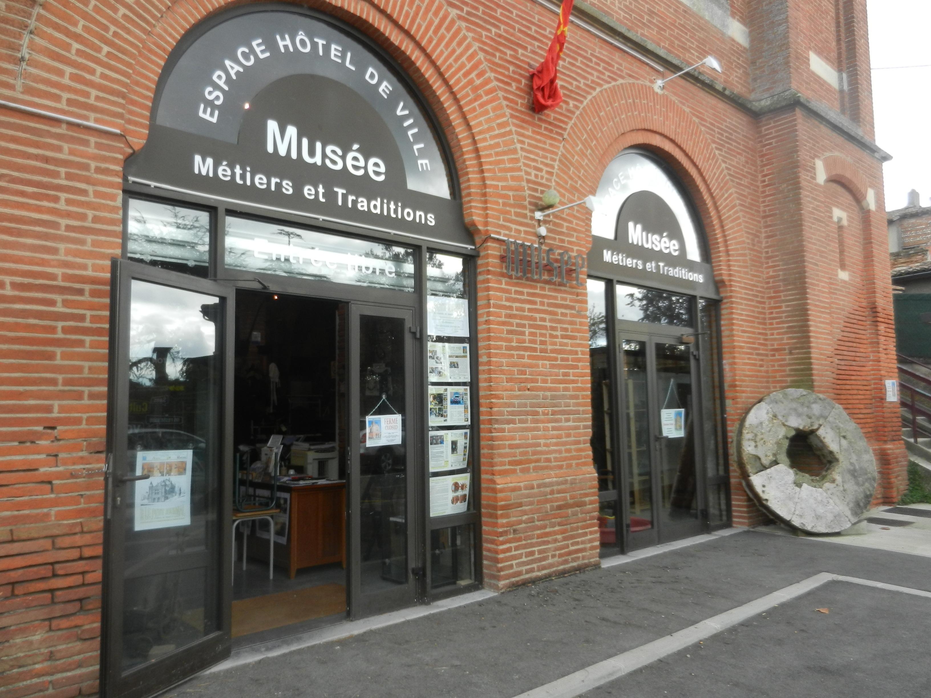 """Le Musée """"Métiers et Traditions"""""""